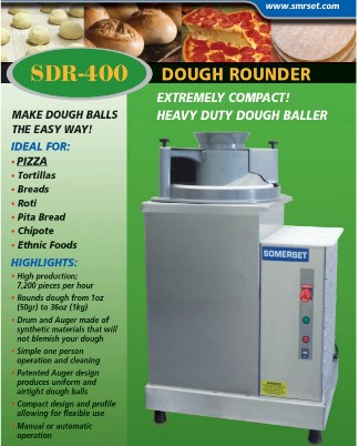Somerset Dough Machines